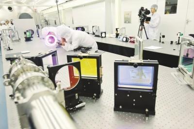 上海张江:世界最密大科学装置群崛起
