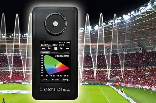 业界首款GL Spectis 1.0 Touch移动光谱仪问世