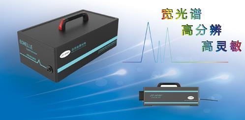 金泰光电推出自主研发的中阶梯光纤光谱仪