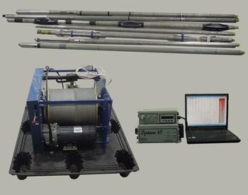 新型产液测井仪成功测井