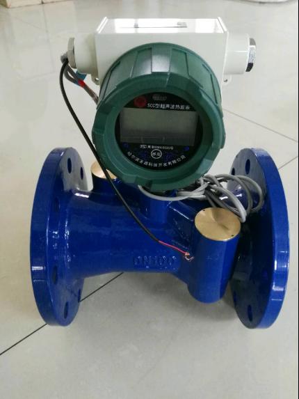 圣昌科技研发先进高精密仪器 智能水表