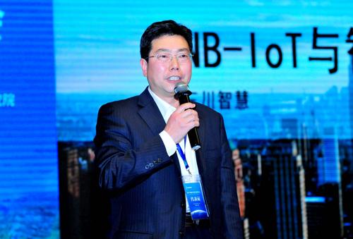 三川智慧高级副总裁吴雪松:NB-IoT让智能水表如虎添翼