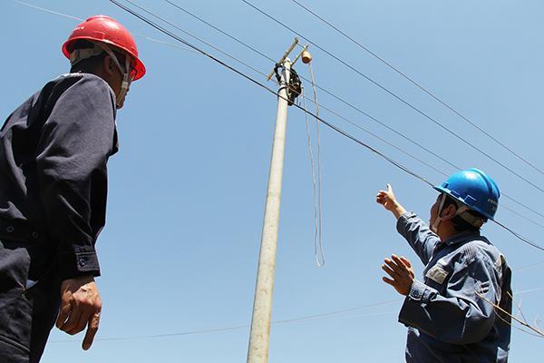 数读电网丨5.2亿:泸西供电推进电网改造