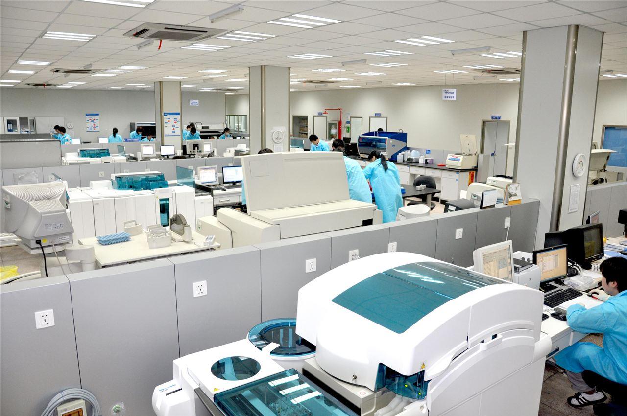 国内最大的医学独立实验室落户南京