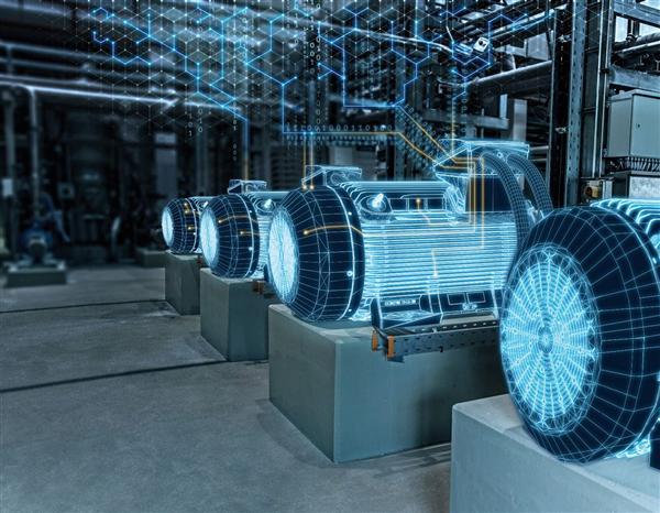 西门子全新一代重载型电机实现数字化