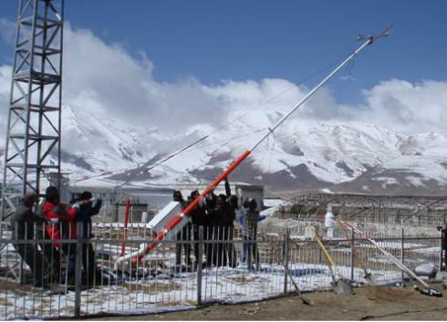降水现象观测仪等仪器仪表助西藏气象站实现降水自动观测