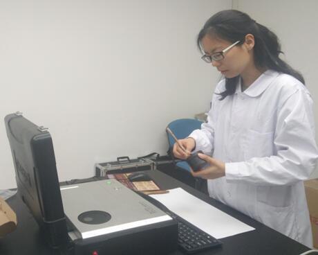 内蒙古山羊绒仪器化检测科技化