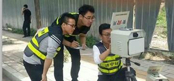 雷达测速仪助力规范交通秩序