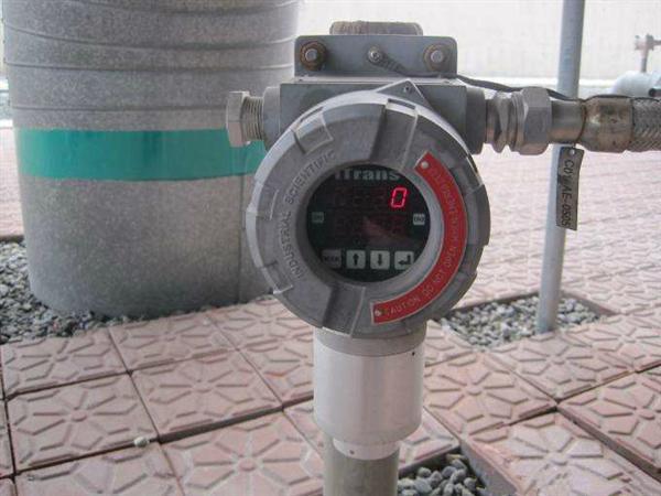 陕西西乡开展可燃气体检测报警器强制检定工作