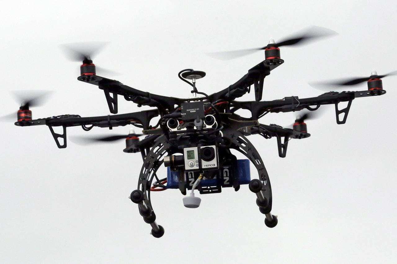 无人机变身空中救护车 携除纤颤器挽救生命