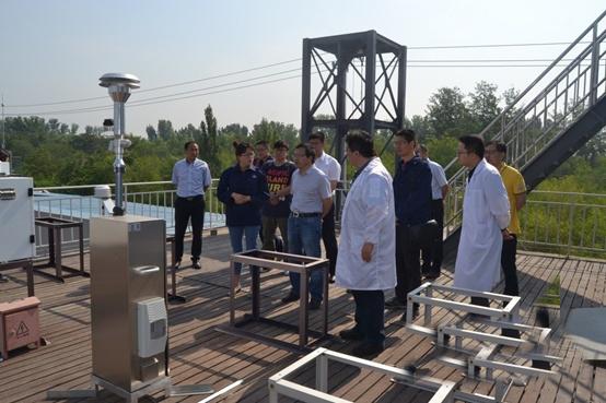 北京昌平环境监测总站仪器检测基地曝光 监测仪器齐全