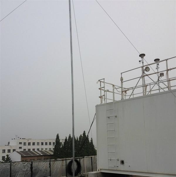 河南新乡重点乡镇将建22个空气质量自动监测站
