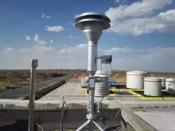 内蒙古阿拉善经开区4座环境空气质量自动监测站投用