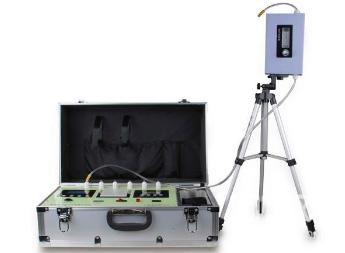 空气质量自动检测仪助力南京监测工地PM2.5