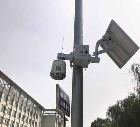 洛阳市建成95个微型空气监测站