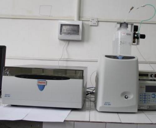 离子色谱仪在水环境监测中应用研究