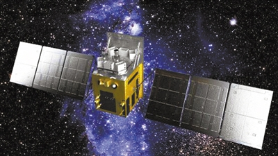 """中国""""慧眼""""望远镜监测到引力波"""