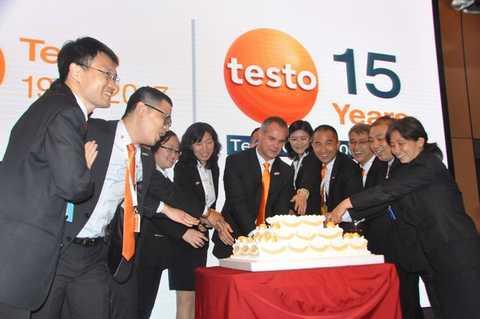 德图中国15周年庆典在上海举办