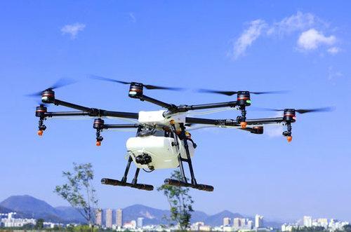 环境监察新手段:保定启用无人机和遥感系统