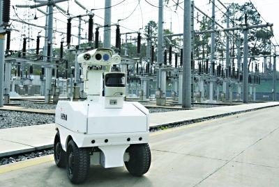 广东深圳供电局研制出首款变压器内部检测机器人