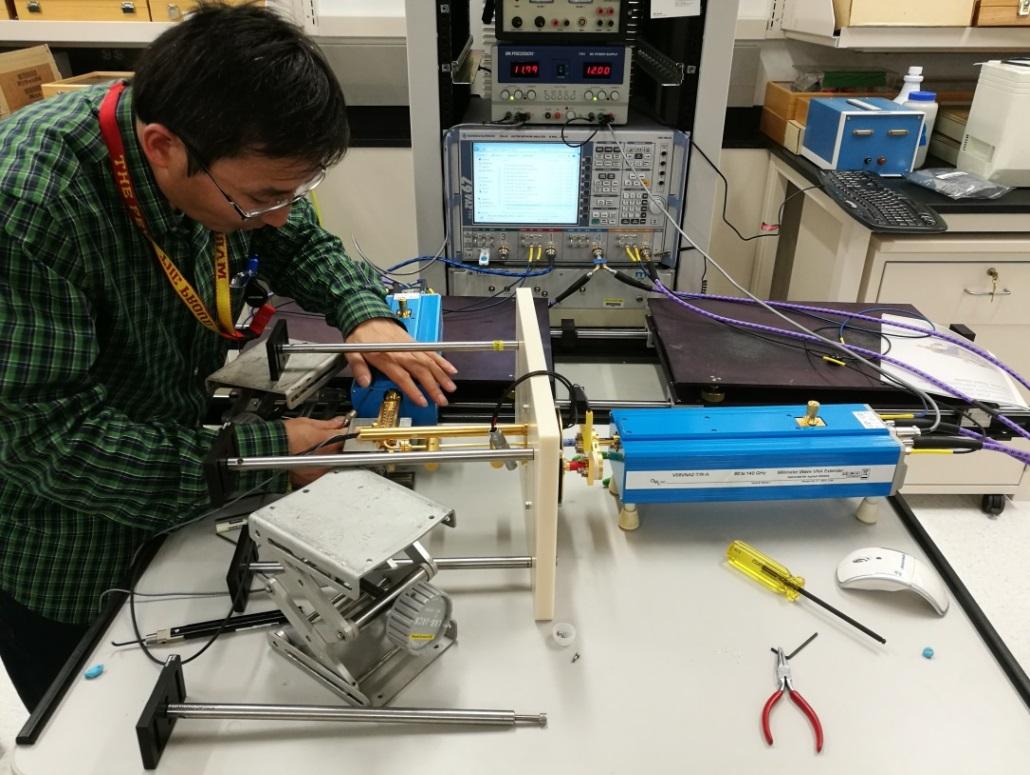 中国计量院110GHz-170GHz波段毫米波功率基准获验收