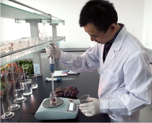 宁波50所学校幼儿园建立食品快检实验室