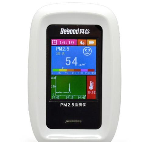 青岛企业研发手持式雾霾监测仪