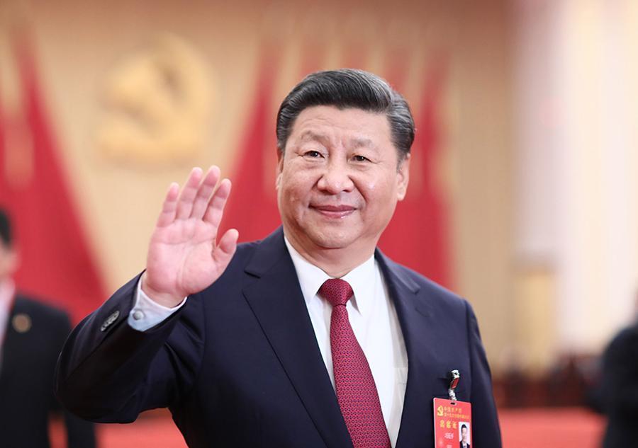 """习近平致信祝贺首届""""南南人权论坛""""开幕"""