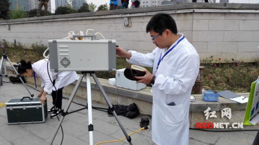 聊城环境空气监测系统建成投用