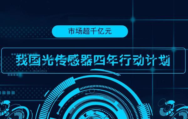 传感器市场超千亿元