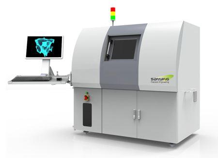 北京大学工学院高分辨三维X射线显微成像系统采购项目中标公告
