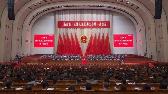 上海选举产生59名十三届全国人大代表