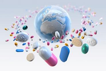 医药产业规模稳步增长 两个子行业发展迅速!