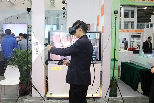 小编南京行!VR技术遍地开花,仪器教学大有可为