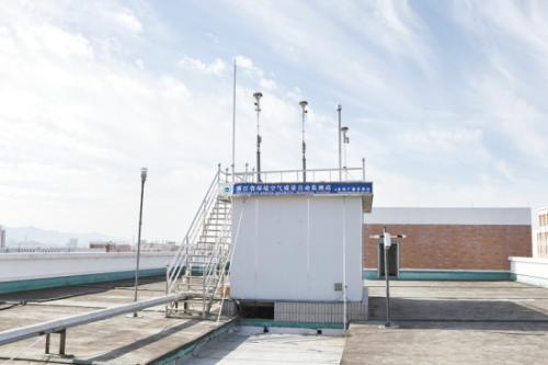 留坝县空气质量自动监测站仪器设备采购项目(二次)招标公告