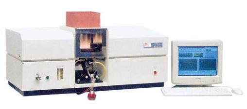 原子吸收光譜儀/原子吸收分光光度計