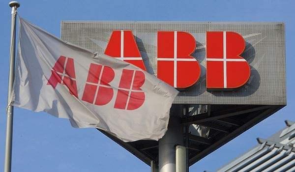 ABB订单额增长6%