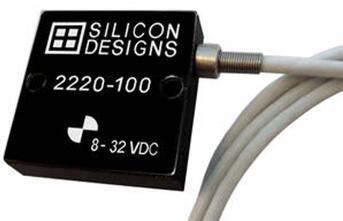 Silicon Designs推出专为零到中频测量而设计的MEMS直流响应加速度计