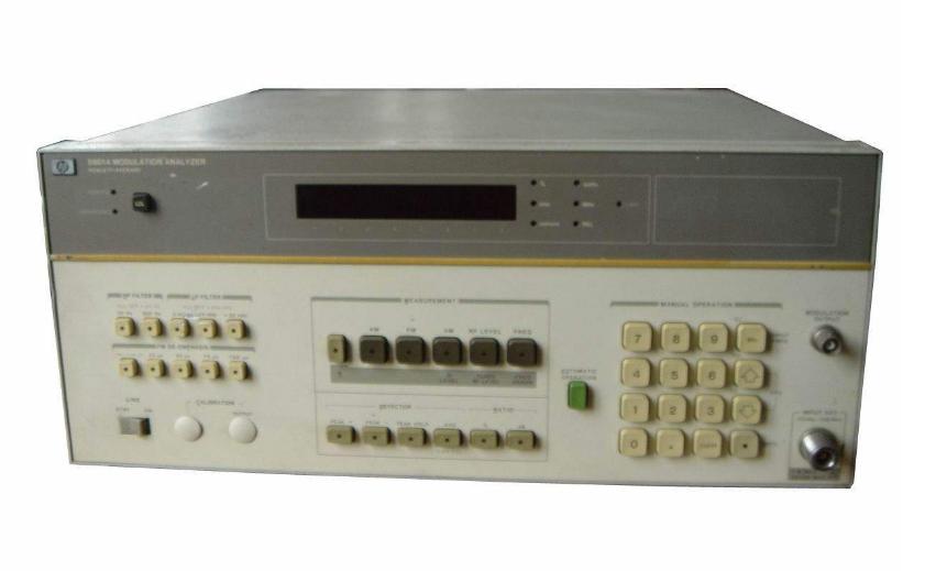 调制度分析仪/调制域分析仪
