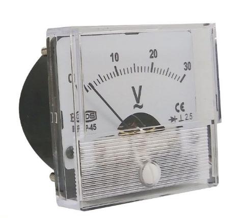 电压表/电压测量仪