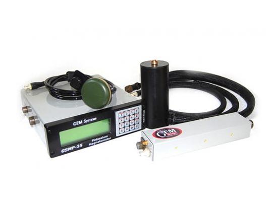 光泵磁力仪