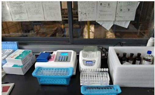 新品SH-300型水质检测仪获得食品行业客户认可