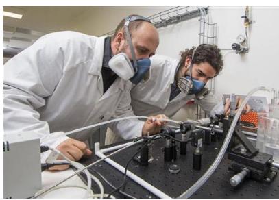 澳大利亚国立大学研究团队开发出微型光学结构纳米传感器