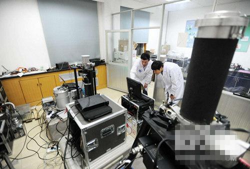 打破欧美技术垄断 研发测试仪器助力航天事业