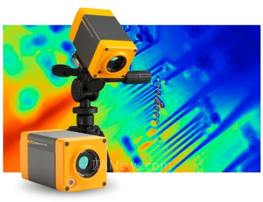 福禄克推出首款全辐射在线式红外热像仪