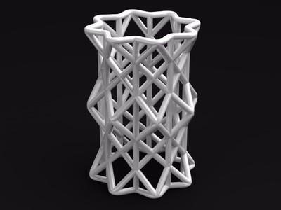 成功实现陶瓷3D打印