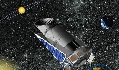 """开普勒太空望远镜即将""""油尽灯枯"""""""