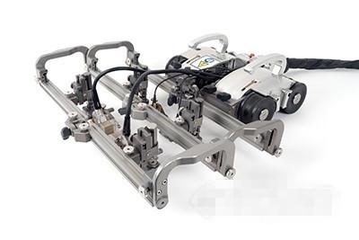 焕新增益,驭转随心——奥林巴斯发布SteerROVER 便携式电动扫查器