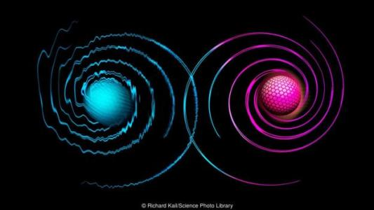"""人类首次直接""""看到""""量子自旋效应"""