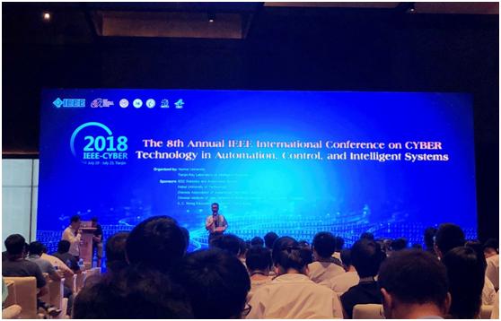 """IEEE自动化,控制与智能系统中的网络技术""国际会议举办"